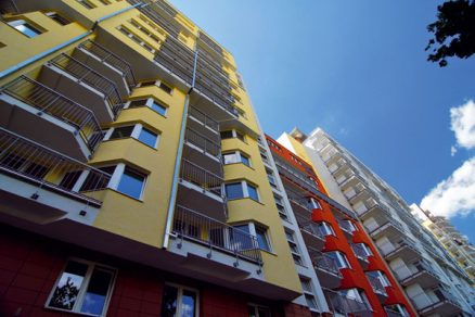 Fasáda roku 2009 v novém