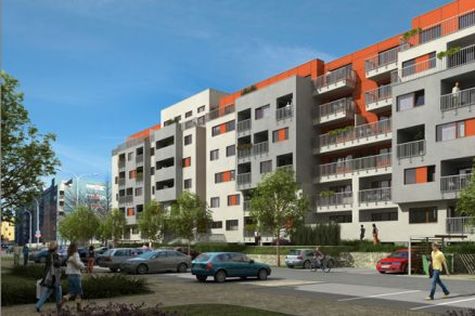 FINEP zahajuje prodej bytů v projektu Bydlení Kytlická