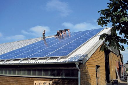 Fotovoltaika vČechách je teprve na začátku dlouhé cesty