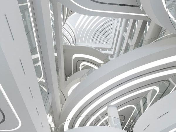 Galleria Centercity - muzeum nebo nákupní centrum?