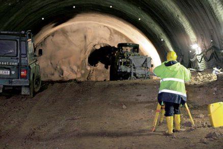 Geotechnický monitoring tunelů
