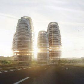 Ghana staví nejvyšší budovu Afriky