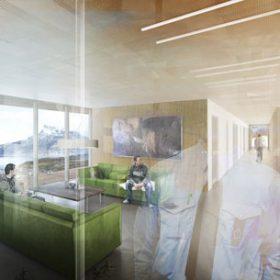 Grónské vězení s luxusním výhledem