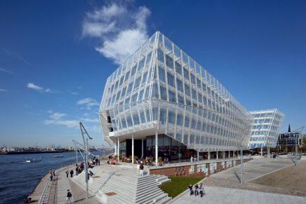 Hamburské kanceláře, vnichž je radost zakotvit