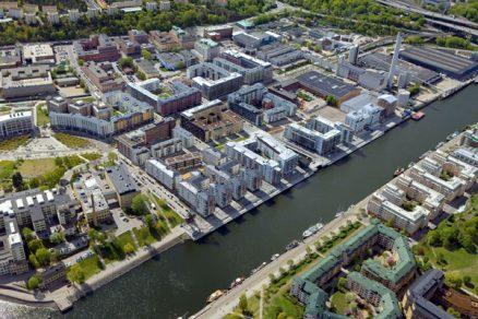 Hammarby Sjöstad – se silným plánováním za zády