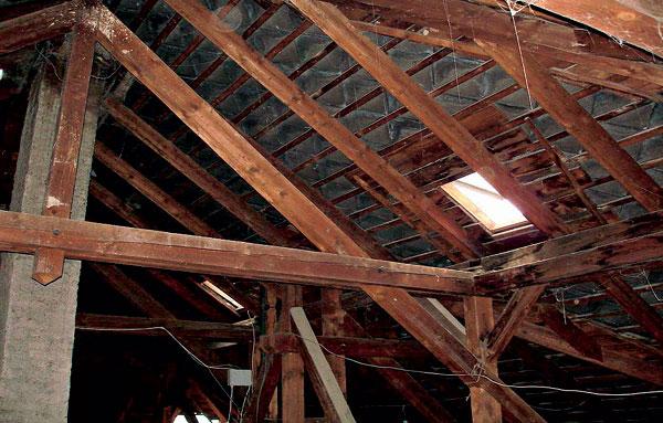 Hlavní zásady pro realizaci šikmých střešných plášťů