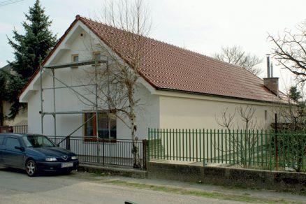 Hliněný dům s novátorským přístupem