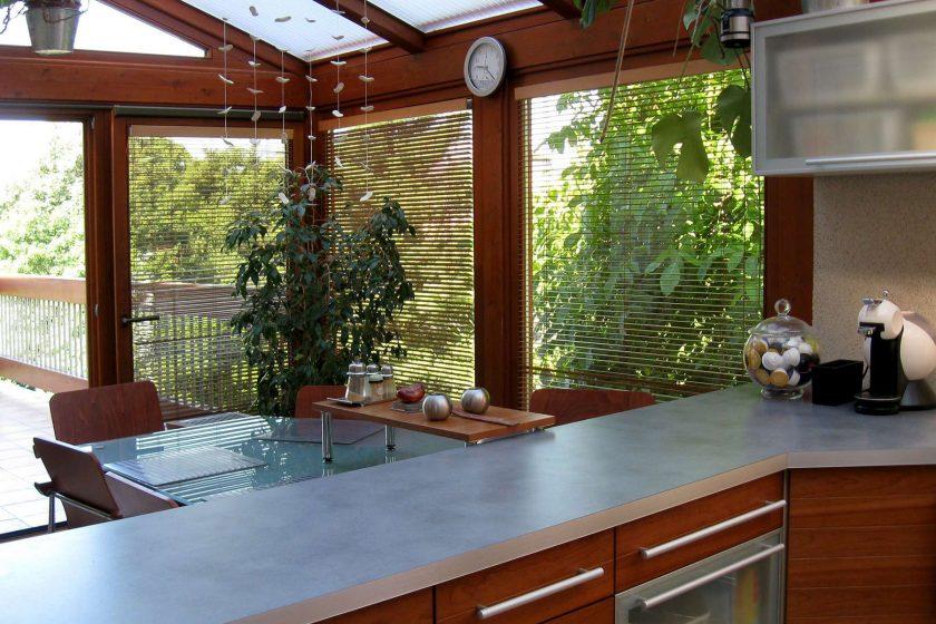 Kuchyně plná světla