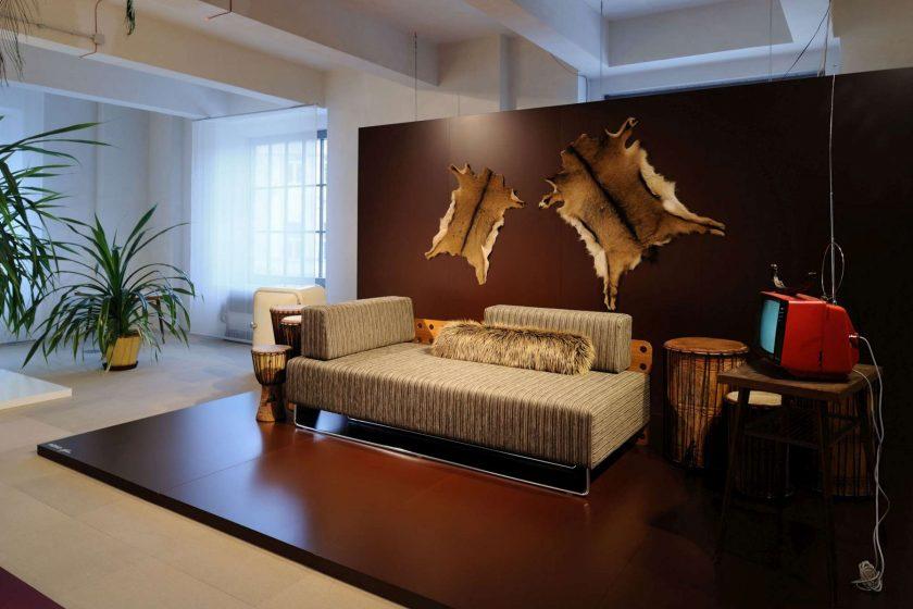 Designové trendy - sedací nábytek