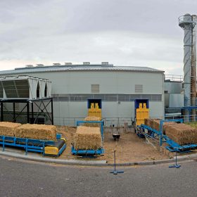 Technologie pro výrobu elektrické energie z biomasy
