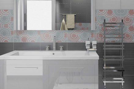 Koupelna v zajetí designu