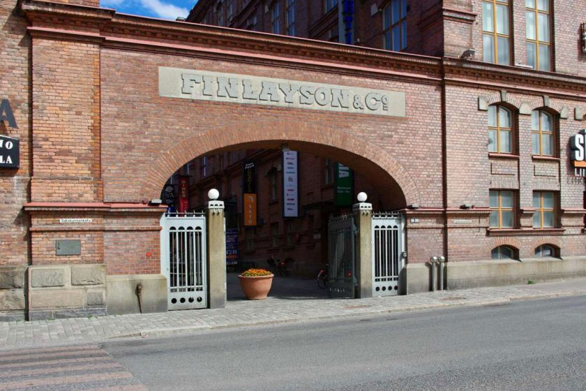 Tampere - ideální cíl výletů za industriální kulturou