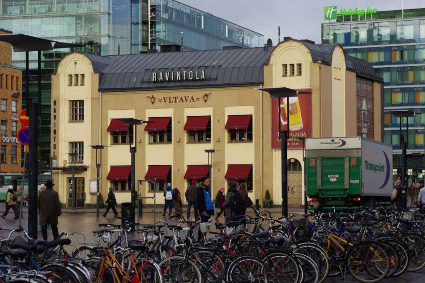 Městský cykloprovoz v Evropě
