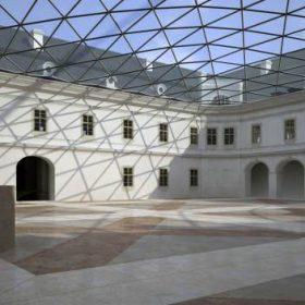 Konverze zámku na hotel a kulturní centrum