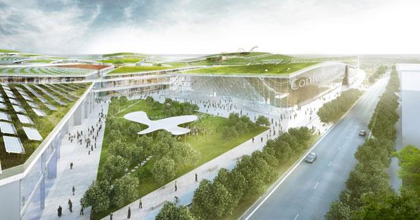 EuropaCity: pařížská laboratoř udržitelných technologií