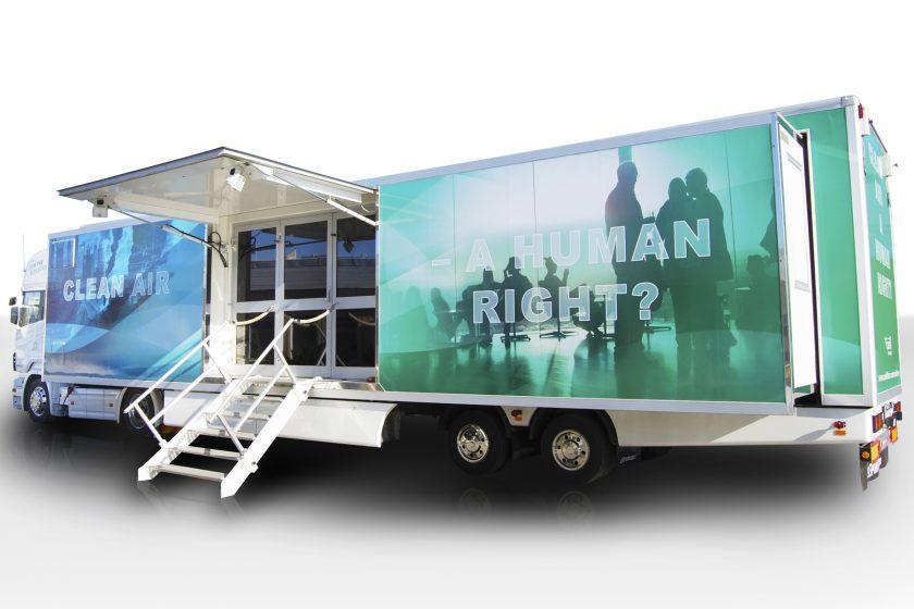 Road Show Trailer v Praze