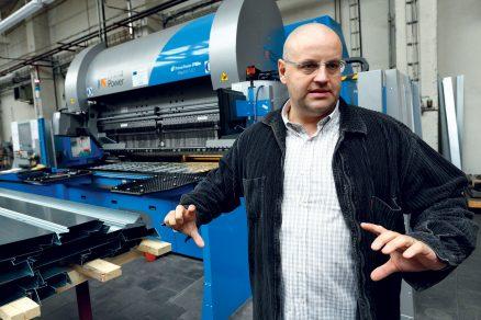 Petr Paksi: Vyplňujeme díry na trhu