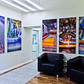 DELTA dokončila rekonstrukci kancelářských prostor v centru Prahy