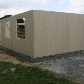 Difúzně otevřené a uzavřené stěny dřevostaveb