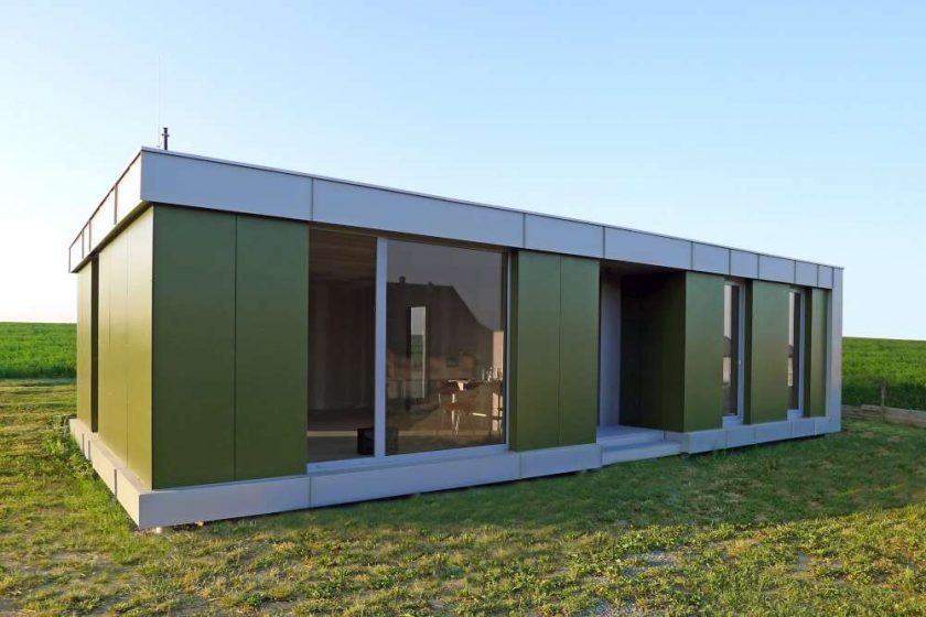 Modulové domy - 1.část