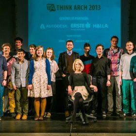 Vítězové soutěžní přehlídky THINK ARCH 2013 vyhlášeni