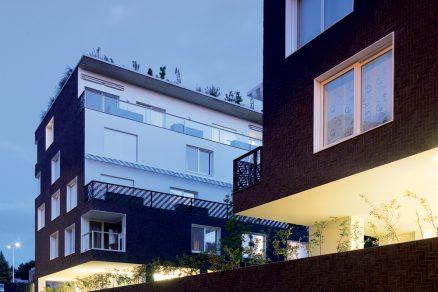 Developer Kuchař & Thein postaví v Modřanech 157 bytů