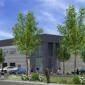 Místo brownfieldu v Letňanech vzniká obchodně výrobní park