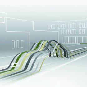 Metalické barvy na plastových oknech s Schüco AutomotiveFinish