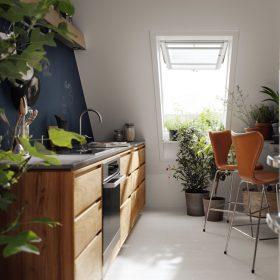 Nová generace střešních oken nabízí řešení pro každé podkroví