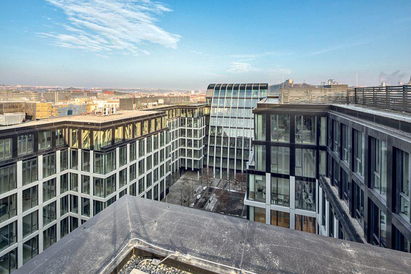 Penta chce začít na Masarykově nádraží stavět do dvou let