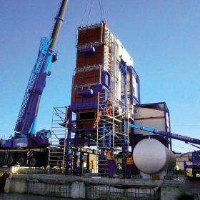 Kogenerační ORC zdroj na bázi biomasy
