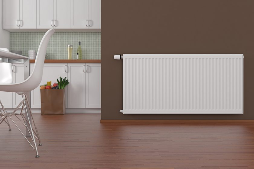 Novinka v oblasti vytápění - energeticky úsporný radiátor X-CONTROL