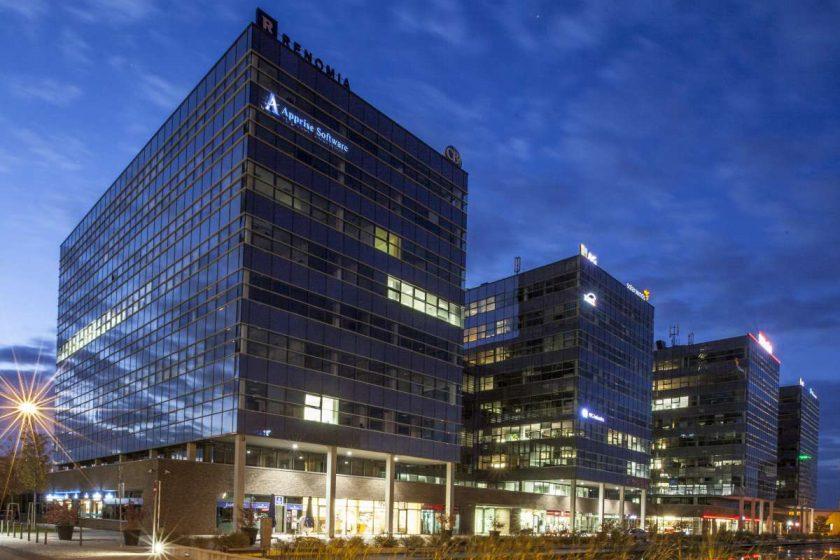 Spielberk Tower Brno - certifikát BREEAM znamená také citlivý k lidem i k přírodě