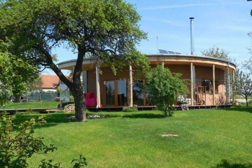 Pasivní kulatý dům I.: Setkání první - konstrukce