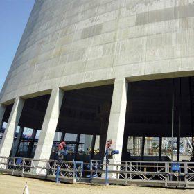 Egalizace povrchu betonových konstrukcí