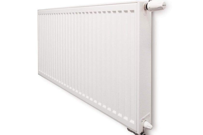 První radiátor s řízeným zatékáním