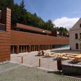 Rekreační areál Hřebíkárna