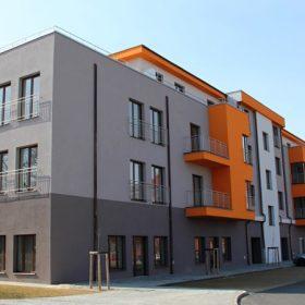 Revitalizace bývalé štábní budovy