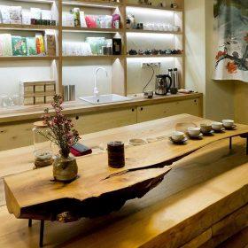 Obchod s čajem - nový zážitek vychutnávání čaje