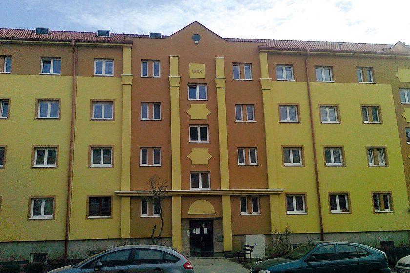 Obnova obytných budov z pohledu distribuce denního světla v interiéru