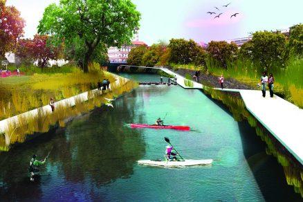 Mladí architekti vidí jako nejproblematičtější brownfields v Ostravě, Praze a Brně