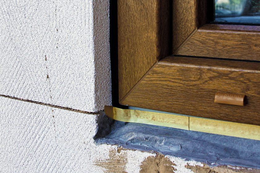 Montáž oken konečně s vlastní prováděcí normou