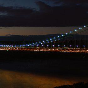 Most George Washingtona získá oplocení proti sebevrahům