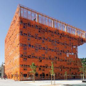 Oranžový experiment: Le Cube Orange