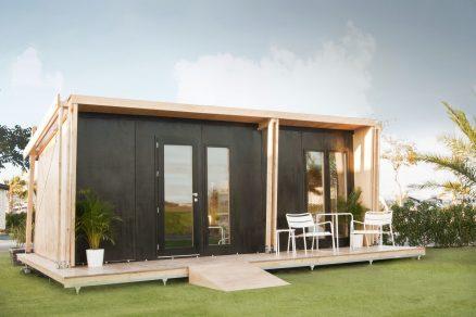 ViVood představuje nový koncept nejen rekreačního bydlení
