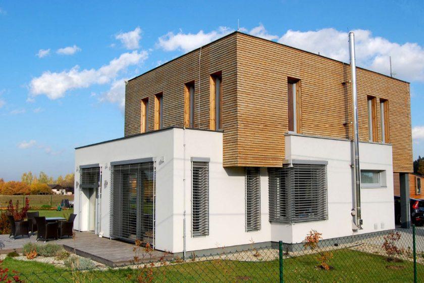 Vícegenerační bydlení v pasivním standardu