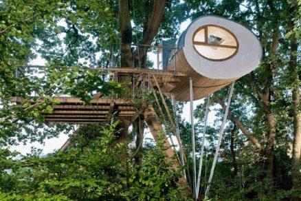Treehouse: Sídlo v korunách stromů již není pohádkou