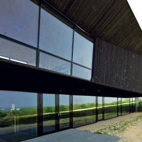 Brána do jiného světa – dřevostavba v pasivním standardu