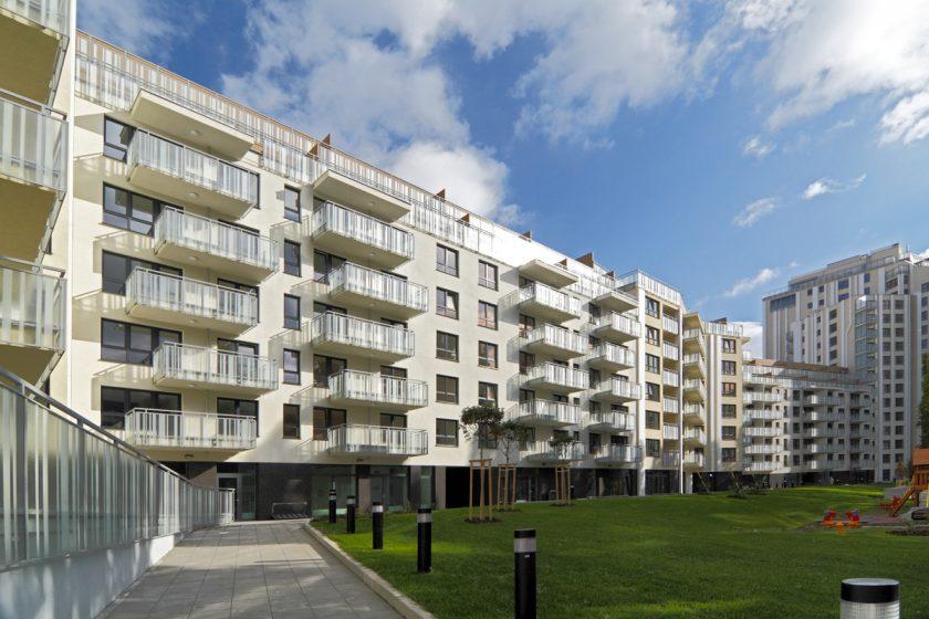 Státní fond chce podpořit výstavbu bytů úvěry až za miliardu