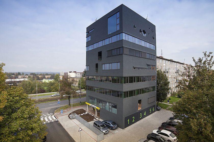 Budovou roku 2013 v Ostravě je Concept House